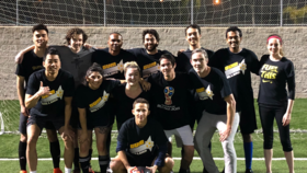 GumGum FC: Our First Co-ed Soccer League